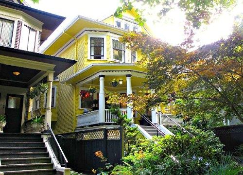 Barclay House B&B, Vancouver BC