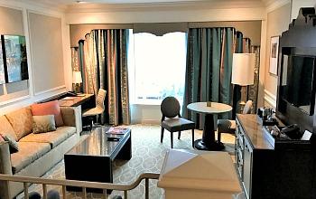 Venetian Hotel Las Vegas Suite