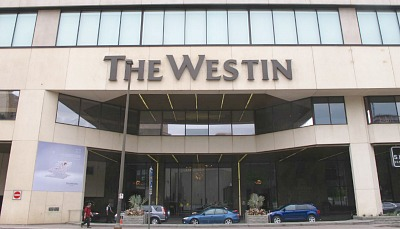 Westin Hotel, Ottawa ON