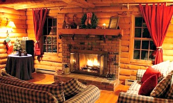 Romantic Wisconsin Cabin