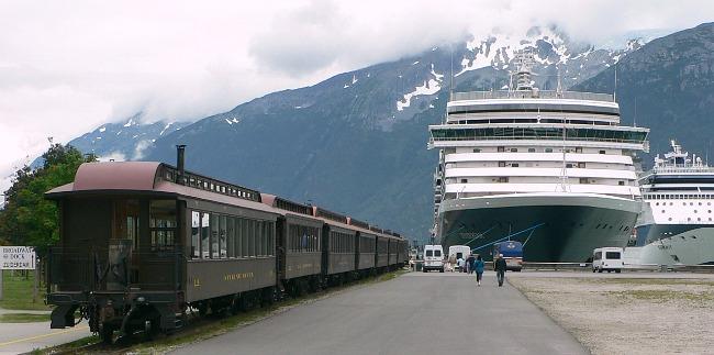 Alaska Cruise in May