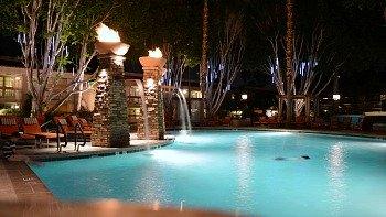 Arizona Romantic Resort Pool