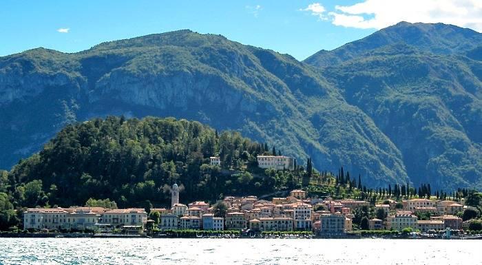 Romantic Bellagio, Italy