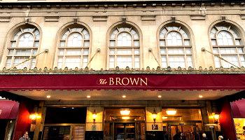 Brown Hotel, Louisville KY
