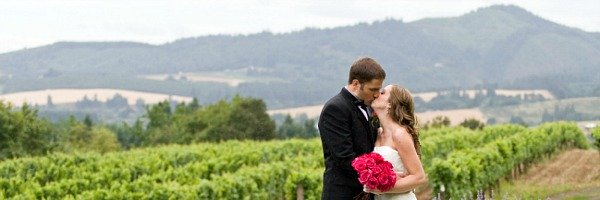Romantic Vineyard Elopement in Napa, California