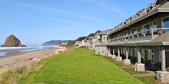 Stephanie Inn Cannon Beach Luxury Oregon Coast Hot Tub Suite