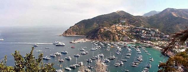 Avalon Bay, Catalina Island, Southern California