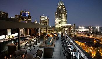 Cincinnati Hotel With a View