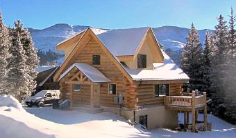 Colorado jacuzzi suites excellent romantic vacations for Cabins breckenridge colorado