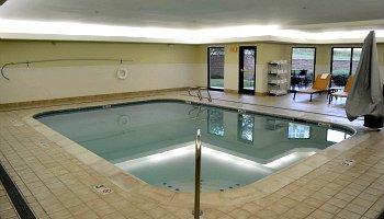 Courtyard South Pool