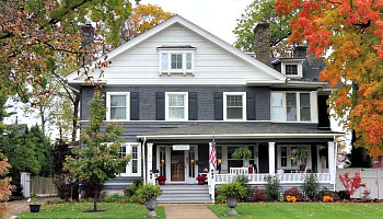 Columbus Ohio Romantic B&B - Hawthorne Park