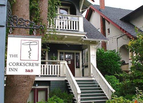 Corkscrew Inn B&B, Vancouver