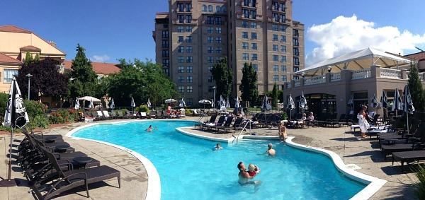 Delta Grand Okanagan Resort Pool