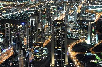 Burj Kalifa View