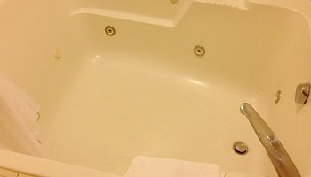 Jetted Tub - Sheraton Fort Lauderdale