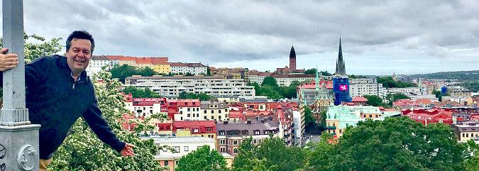 Scenic View of Gothenburg Sweden