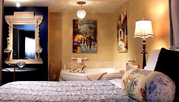 Grand Rapids Luxury Hot Tub Suites