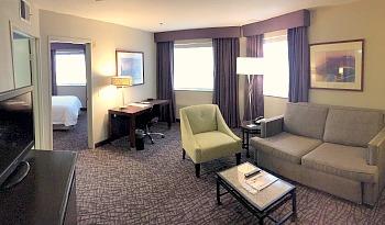 Hampton Inn & Suites Santa Ana CA