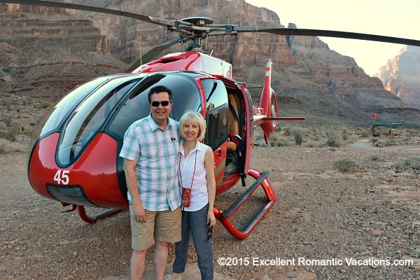 Helicopter Tour Inside the Grand Canyon