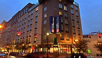 Romantic Hotel Louisville KY