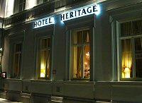 Hotel Heritage, Bruges, Belgium