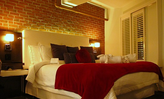 Romantic Room - Hotel des Coutellier