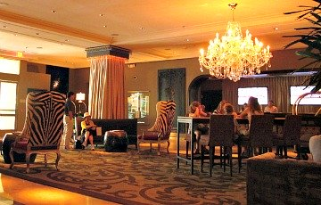 Hotel ZaZa Lobby, Houston