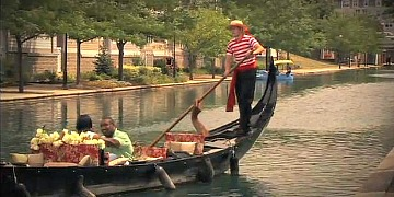 Romantic Indianapolis Gondola Ride