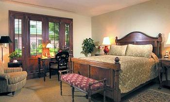 Inn at Henderson's Wharf Room