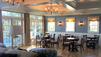 Inn at Stonington Breakfast Area