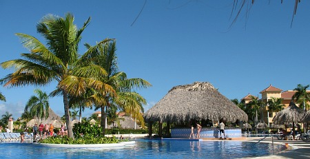 Dominican Republic Vacation Resort in January