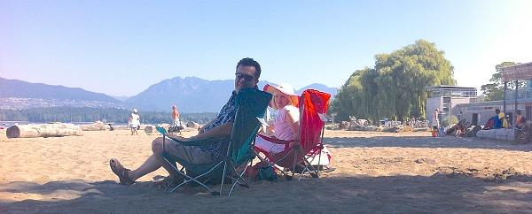 Kits Beach, Vancouver BC