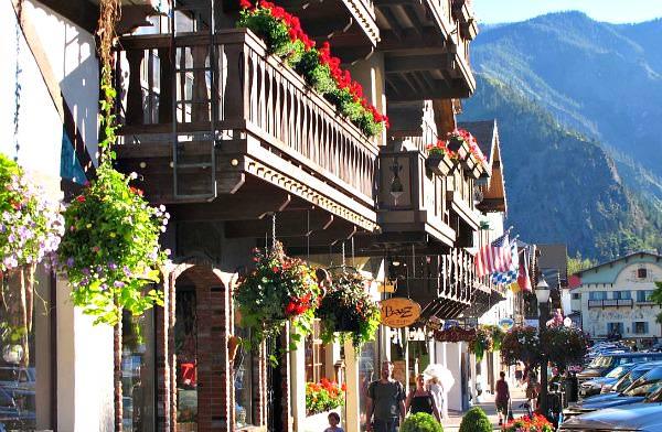 Colors of Leavenworth, Washington