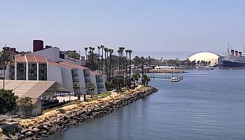 Long Beach CA Waterfront Hotel
