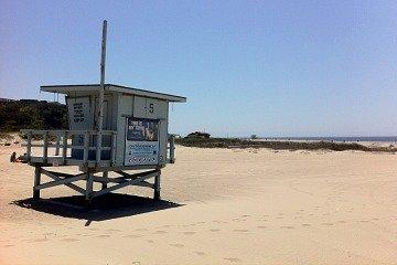 Secluded Spot, Zuma Beach, CA