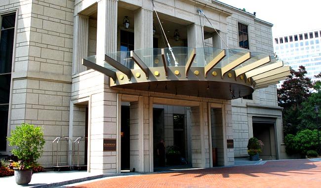 The Mansion on Peachtree Hotel, Atlanta GA