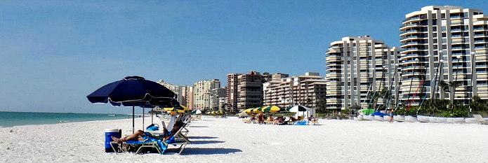 Marco Island Florida Honeymoon