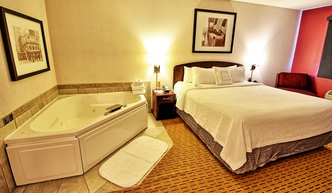 Portland Or Hot Tub Suites