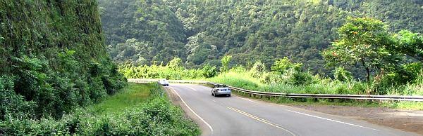 The Road to Hana, Maui