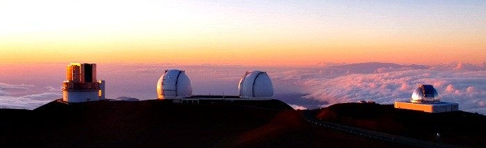 Mauna Kea Summit - Sunset View from the Top