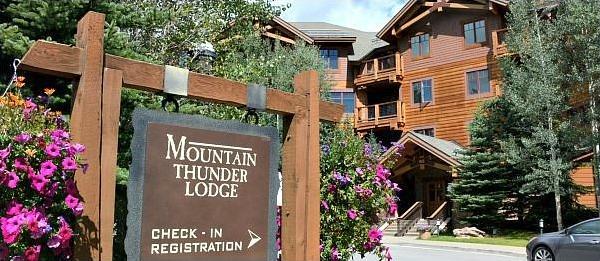 Vacation Rental Lodge, Breckenridge, Colorado