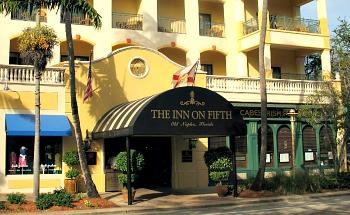 Inn on Fifth Romantic Naples FL Hotel
