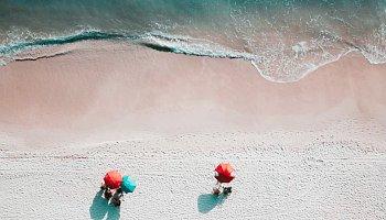 Romantic Beach in Naples, Florida