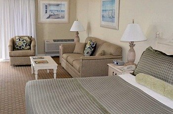 Romantic Outer Banks NC Hotel Room