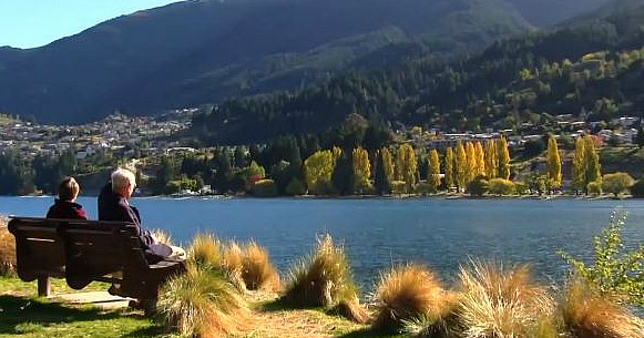 Romantic Vacation In April in New Zealand's South Island