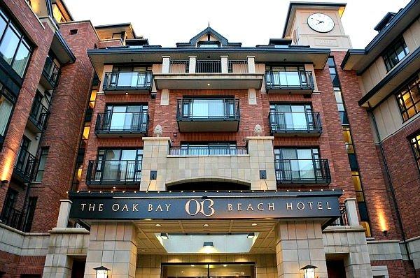 Oak Bay Beach Hotel, Victoria BC