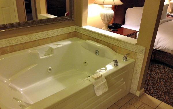 Orlando Jacuzzi Suite - Hilton Grand Vacations Suites on International Drive