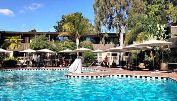Dinah's Garden Hotel Palo Alto CA