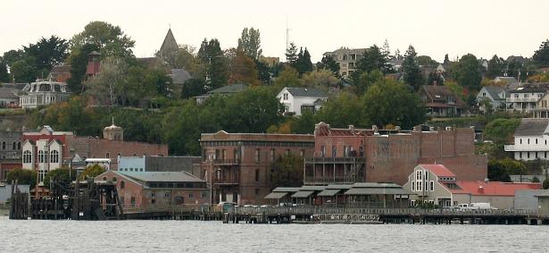 Historic Port Townsend, Washington State
