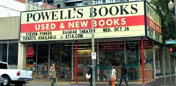 Powell's Books, Portland